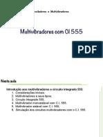 Multivibradores Com CI 555
