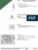 Cambiar La Correa de Accionamiento Del Alternador (M57T2)