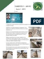 ESPECIALIDAD DE CAMPAMENTO 3 - CONQUISTADORES, DESBRAVADORES, PAINTFINTHERS
