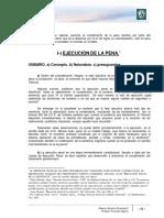 pp Lectura 14 - Ejecución de la pena.pdf