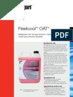 Fleetcool OAT Data Sheet New ES