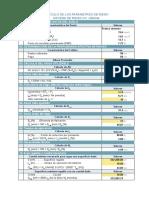 Parametros de Riego Umana VYR 60