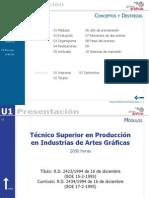 Procesos de preimpresion - Unidad 1 -  Presentación del módulo