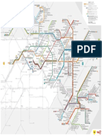 Strassen Bahn Netz