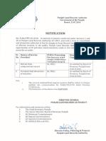 2018-07-24 - Notification of PLRA Processing Fee.pdf