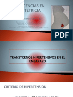 Emergencia Obstetrica