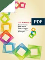 Guía de Buenas Prácticas de La Fundación Mujeres