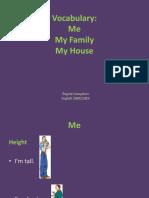 Vocabulary English for Kids | Adjective