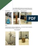 Desarrollo Experimental Laboratorio 2 Metalurgia 2 AVANCE !