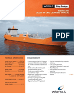 Data Sheet Ship Design Lng Carrier Wsd50 20k Kopie