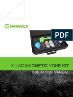 Y-1 Yoke Kit Manual
