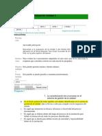 EVALUACIÓN PROCESOS DE PLANEACION