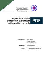 Primer Informe Proyectos Mecanicos