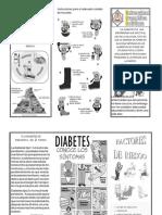 Triptico Diabetes Ueb