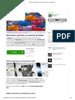 Alternativas Gratuitas Ao Software Da Adobe • MaisUmDia