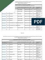 M2019 Hearing Schedule