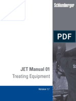 JET 1 Treating Equipment