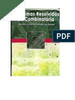 Problemas Resolvidos de Combinatória - José Plínio