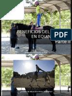 Atahualpa Fernández Arbulu - Beneficios Del Vaulting en Equinoterapia, Parte II