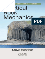 (Applied Geotechnics) Steve Hencher-Practical Rock Mechanics-CRC Press (2015)