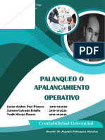 PALANQUEO-OPERATIVO