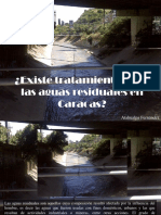 Atahualpa Fernández - ¿Existe Tratamiento Para Las Aguas Residuales en Caracas?