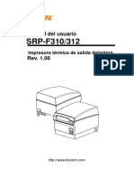 Manual Srp-f310312 User Spanish Rev 1 05