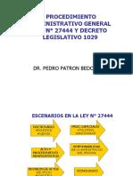 Sesión II a - Procedimiento Administrativo General.docx