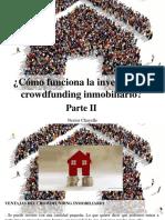 Nestor Chayelle - ¿Cómo Funciona La Inversión en Crowdfunding Inmobiliario?, Parte II