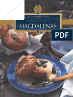 Le Cordon Bleu - Recetas Caseras de Madalenas