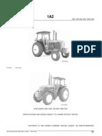 Manual Partes Pc1901 4450