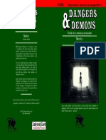 CHDDB3 Nardrov (Dangers & Demons) Copertina