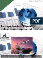 Carlos Luis Michel Fumero - La Importancia de Expandir El HorizonteEmpresarial