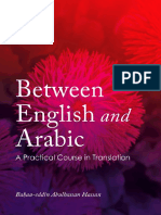 Between English and Arabic - Facebook Com LinguaLIB