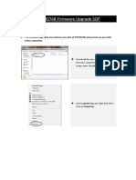 PMP3074B Firmware Upgrade Guide 1
