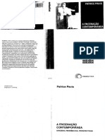 PAVIS, Patrice - A Encenação Contemporânea