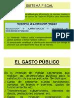 El Sistema Fiscal