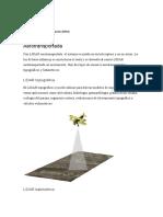 Modelos Digitales de Elevación