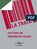 La trata con fines de explotación sexual