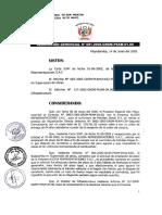 Resolución Gerencial 091 2005 INADE 6701.00