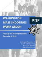 Mass Shootings Work Group Report (Compressed File)