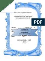 Trabajo Economía Conductual de Fichas -Modificacion de Conducta - Copia