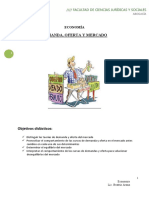 2 a  Demanda, Oferta y Mercado- Ficha de Cátedra.pdf