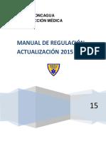 Actualización de Criterios de Regulación 3.2 (2015))