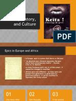keita and culture