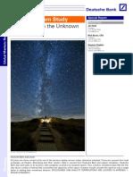 Deutsche Bank Long Term Asset Return Study - Journey Into the Unknown - 2012