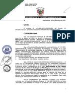 Resolución Gerencial 151 2005 INADE 6701.00