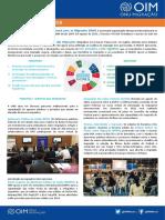 Informe OIM Brasil - Dezembro 2018 - V3