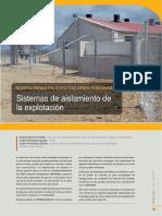 Bioseguridad en La Explotación Porcina Sistemas de Aislamiento de La Granja Porcina