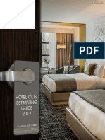 HVS 2017 Hotel Cost Estimating Guide